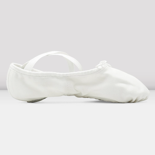 Mens Canvas Ballet Shoes