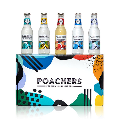 The Poachers Mixers Gift Box