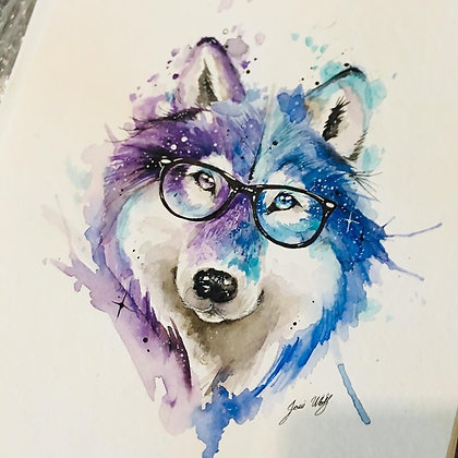 Lobo hipster