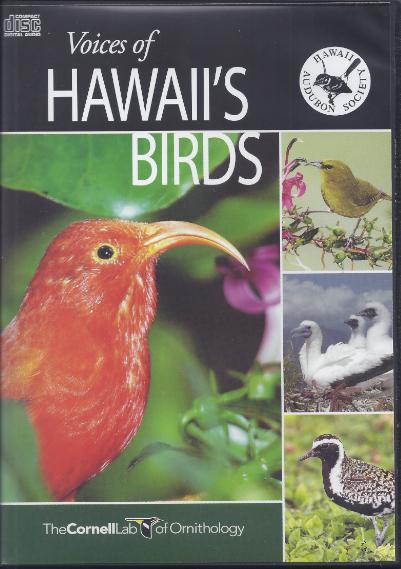 Voices of Hawaii's Birds CD Set
