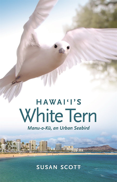 Hawai'i's White Tern Book