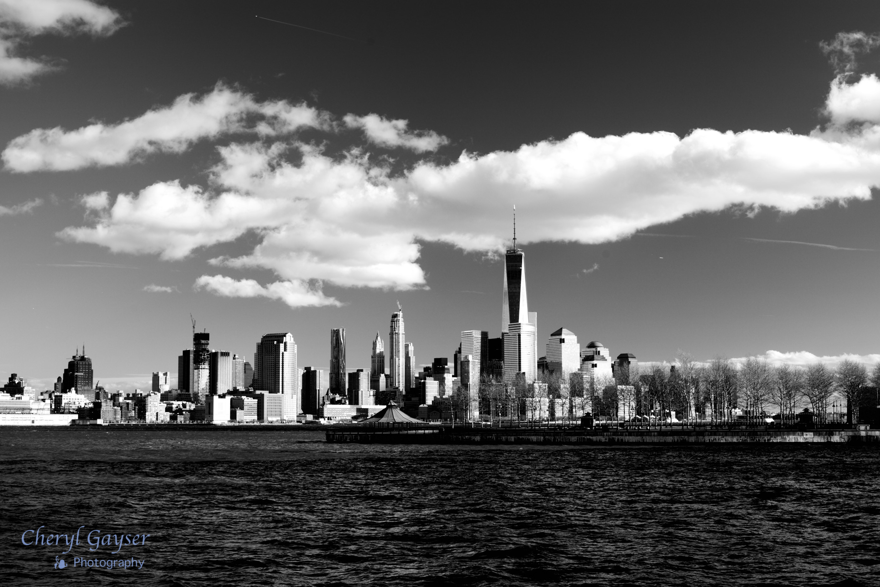 Freedom Tower B&W2