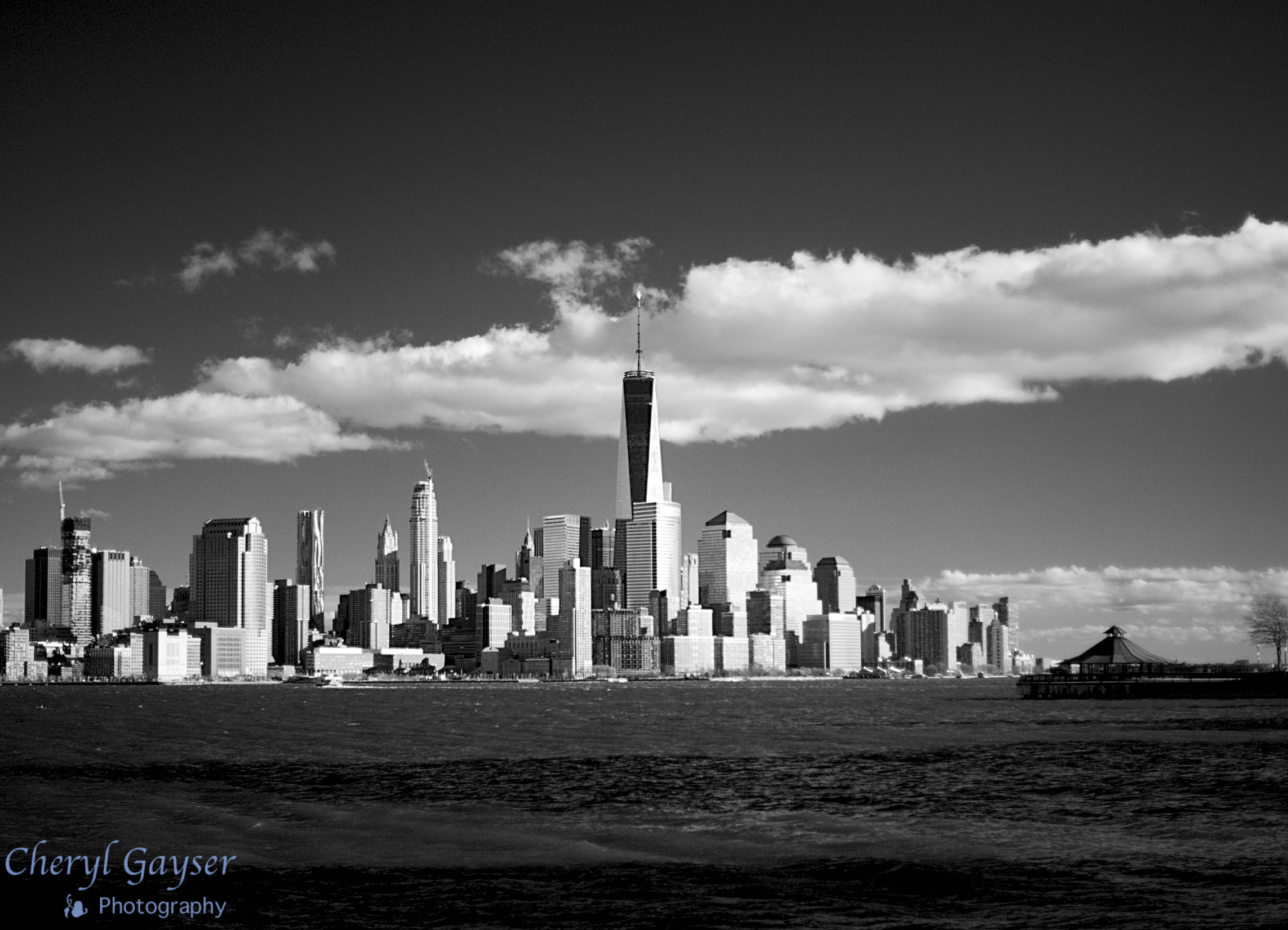 Freedom Tower B&W1