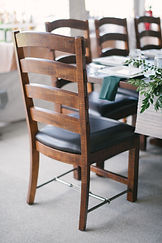 Wood Event Chair