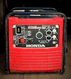 Events Honda Generator