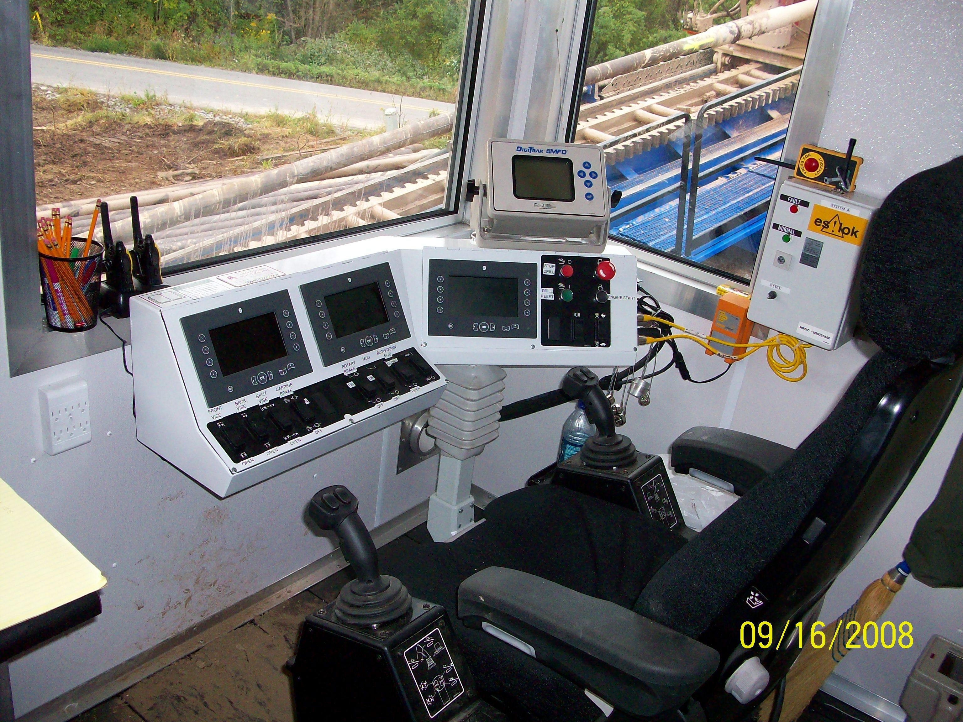 Drill Cab