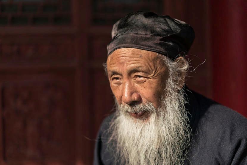 moine taoïste
