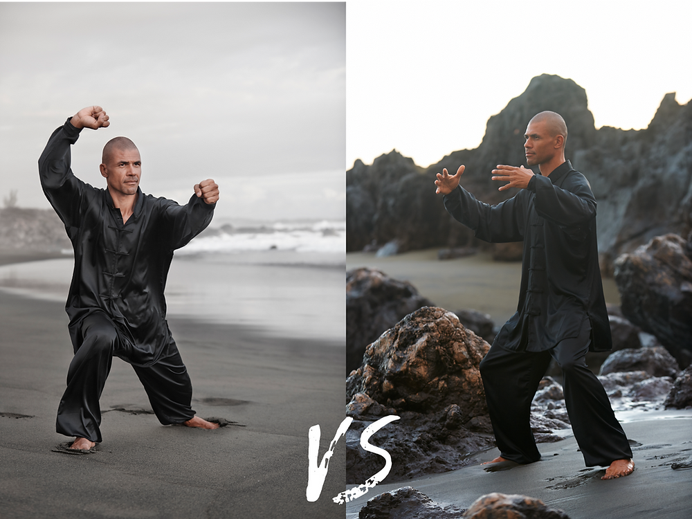 différence entre tai chi chuan et qi gong