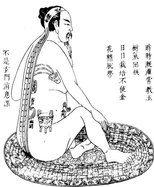 Pratique de l'alchimie taoïste interne