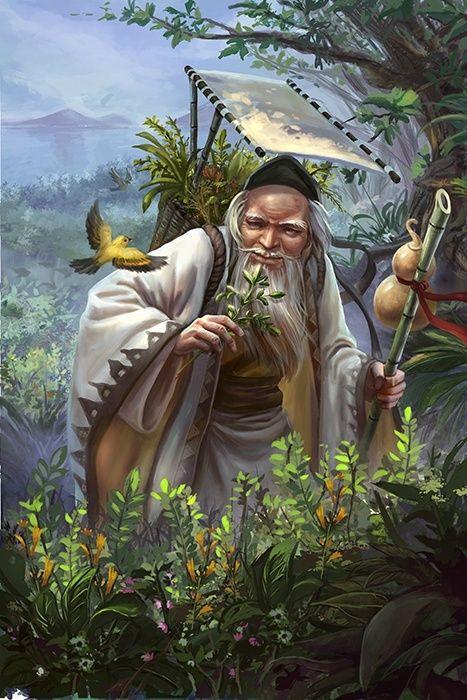Hua Tuo figure célébre de la médecine traditionnelle chinoise