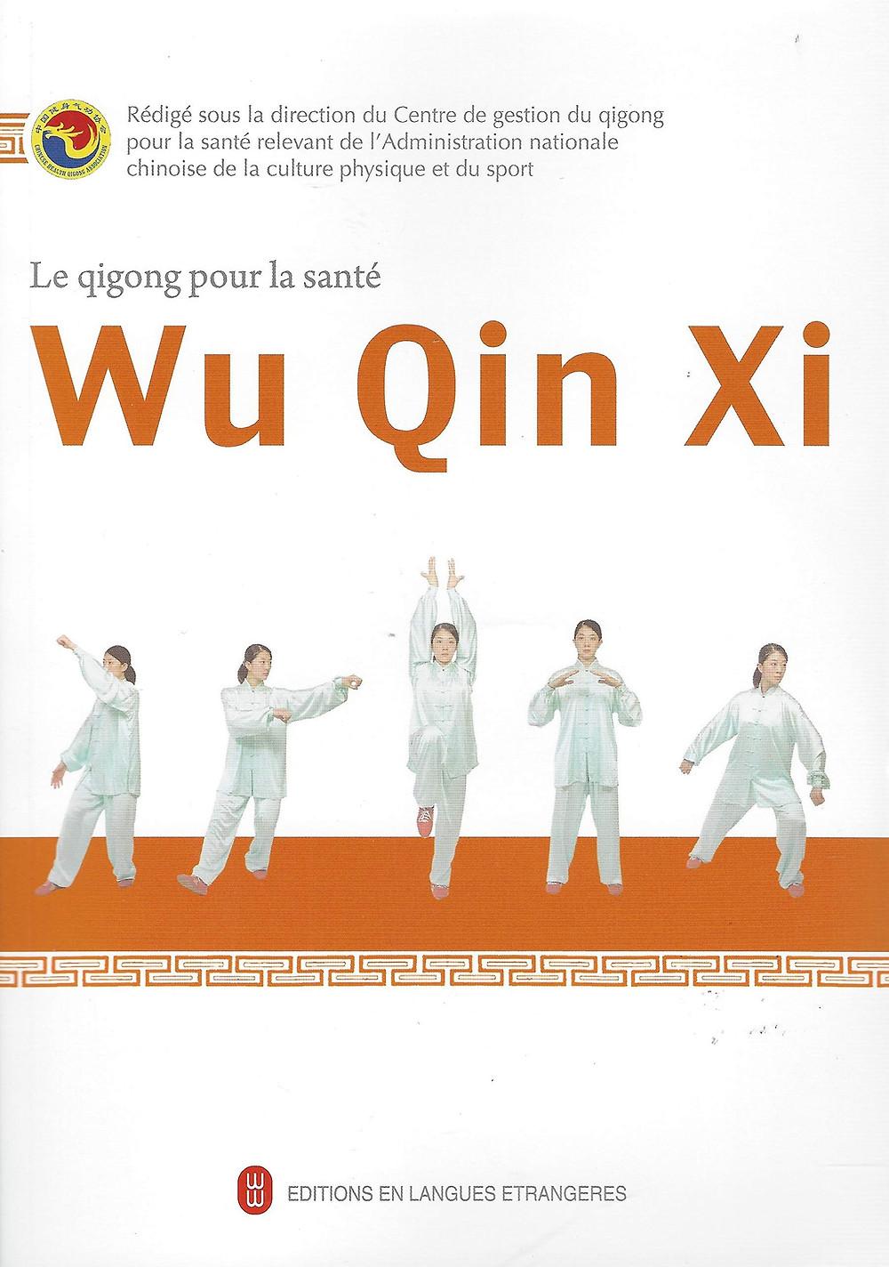 Livre Wu Qin Xi compilé par l'Association Chinoise