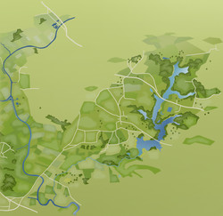 Bure Valley Map