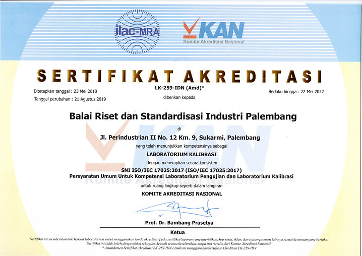 LK 259 IDN Baristand Palembang_Amd_2019-
