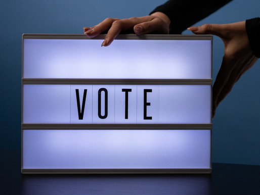Vote! Wahlwerbung für Facebook und Instagram