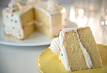 slice of birthday cake celebrating Direct Healthline Limited's 25th anniversary