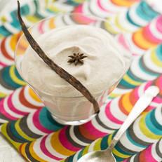 Thai Iced Tea Mousse