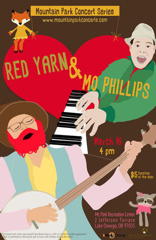 Red Yarn & Mo Phillips