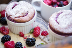 Very Berry Souffle