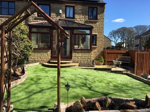 Low Maintenance Artificial Grass