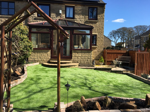 Low Maintenance Artificial Grass