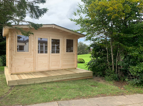 The Oxford summerhouse