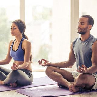 Yoga Space.