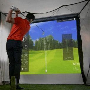 Golf Space.