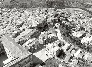 """Caltagirone. Re-development of the UNESCO Property Area"""