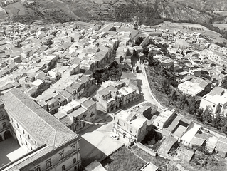 """Caltagirone. Re-development of the UNESCO Property Area"""
