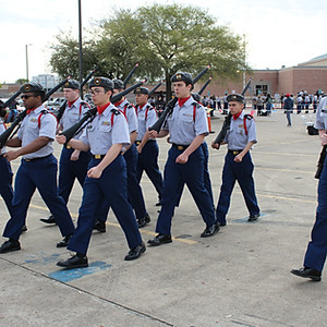 Bluebonnet Drill Competition