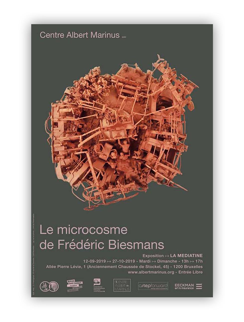 LE MICROCOSME, de Frédéric Biesmans