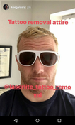 Safety first at Laser-lite with Batley RLFC's Keegan Hirst