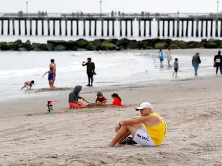 Playas de NY abren para nadar el 1 de julio