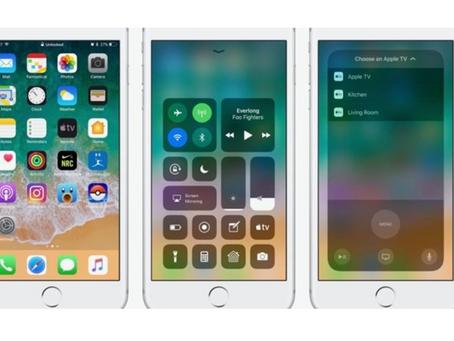 ¿Tenés iPhone o iPad? Te contamos los cambios que se vienen en el nuevo iOS 11