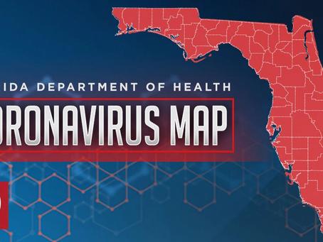 Florida se encamina a ser el próximo epicentro de la epidemia de coronavirus en EE.UU.