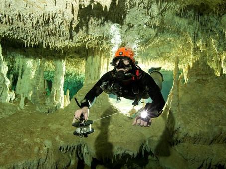 Descubierta en México la cueva inundada más grande del mundo