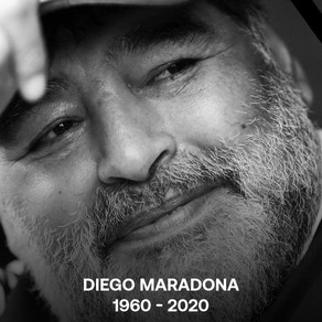 última hora, Muere Diego Armando Maradona,