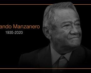 Otra victima d la Covid 19, 'Nos hizo falta tiempo'... Murió Armando Manzanero a los 86 años