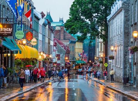 Ciudad de Quebec lidera lista de mejores urbes de Canadá