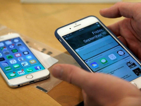 Apple ofrece disculpas por lentitud de viejos iPhones