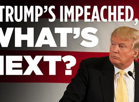 La Cámara Baja aprueba juicio político contra Donald Trump por abuso de poder y obstrucción
