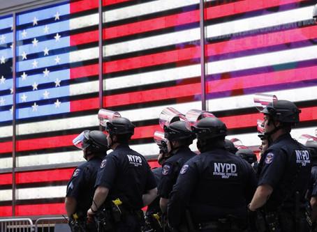 Nueva York decreta el toque de queda para frenar la violencia de los saqueadores