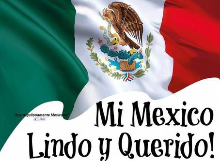 Relato de un español que vive en Mexico a los mexicanos