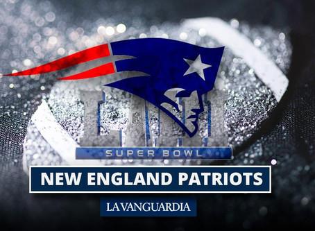 New England Patriots se llevan la victoria Super Bowl 2019: