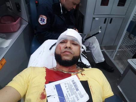 Merenguero Mala Fe fue herido de gravedad en New York