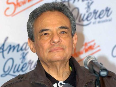 Muere a los 71 años el cantante mexicano José José