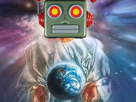 Ex Ingeniero de Google quiere fundar una religión en la que la Inteligencia Artificial sea Dios