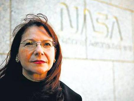 La colombiana Adriana Ocampo, mejor científica latina en Estados Unidos
