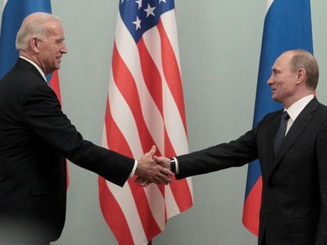 Putin y Biden dan un espaldarazo al último tratado de armas nucleares entre Rusia y EE UU