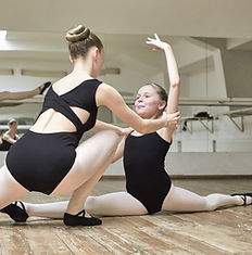 Lights Camera Dancin' offer a wide range of classes from ballet to tap to hip-hop